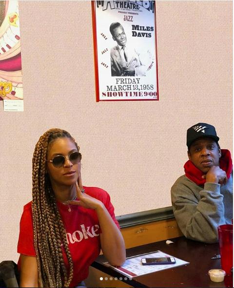 Beyonce & Jay-Z Visit NOLA & Houston On Tour