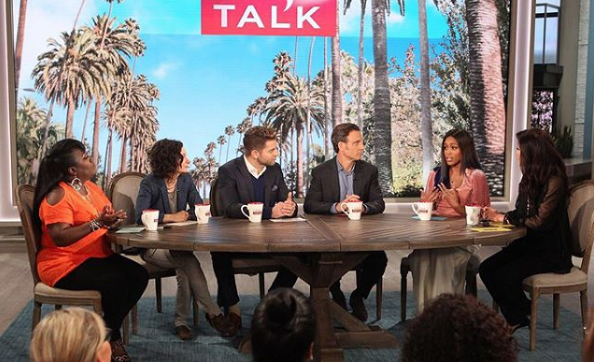 Eve Is The New Host On 'The Talk'