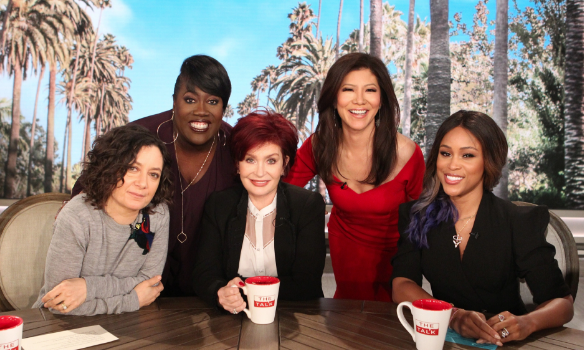 Eve Is The New Host On 'The Talk', Replaces Aisha Tyler
