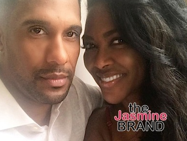 Kenya Moore's Husband Hit With $100K Tax Lien