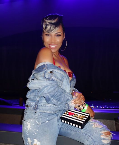 EXCLUSIVE: La'Myia Good Dishes On Marriage, Why She's Doing Reality TV + Drama w/ Shantel Jackson