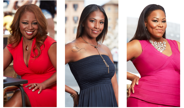 """New Reality Show """"To Rome for Love"""" Teaser: Diann Valentine, Gina Neely, Shay Atkins, Nakita McGraw, Ashley Russell, Mercedes Young"""