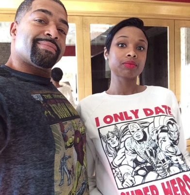 J.Hud's Ex Fiancee David Otunga: I've NEVER Abused Her, She's Trying To Play A Victim!