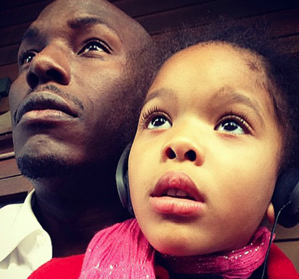 Tyrese Granted Joint Custody: Today Is A Win For My Daughter!