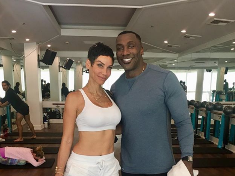 Shannon Sharpe Reveals Crush On Nicole Murphy [VIDEO]