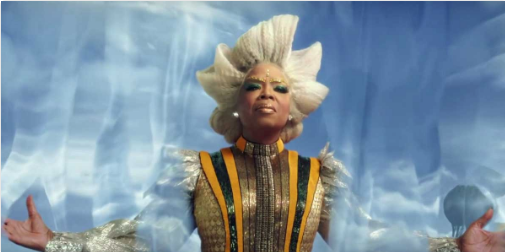 "New ""A Wrinkle in Time"" Trailer Starring Oprah, Reese Witherspoon, Mindy Kaling, Storm Reid"