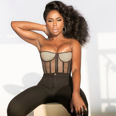 "Phaedra Parks Is A Model Now: I'm the face of ""yes you can."""
