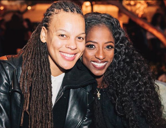 Rutina Wesley Engaged!