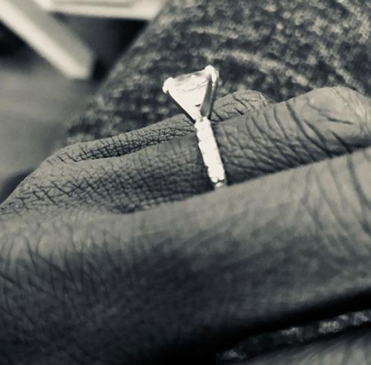 Rutina Wesley Engaged!