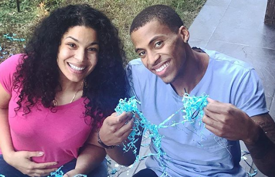 Jordin Sparks and Husband Dana Isaiah Expecting Baby Boy [Ovary Hustlin']