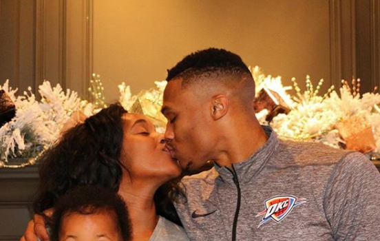 Russell Westbrook & Wife Expecting Baby #2!