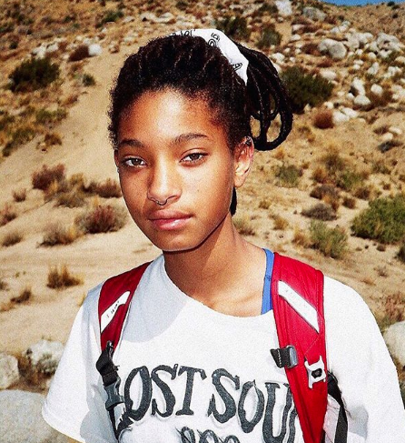 Willow Smith: My Life Is Absolutely Terrible.