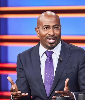 Van Jones Lands His Own Show