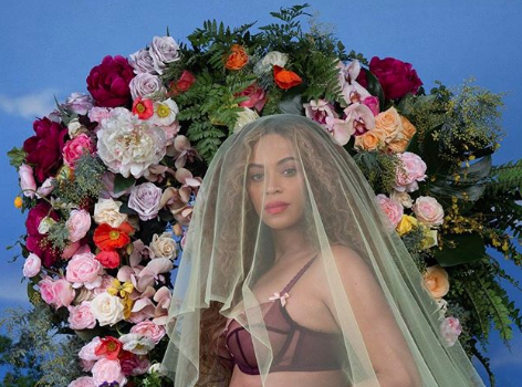 Beyonce's Scores Most Liked Post On Instagram of 2017 With Twins Pregnancy Announcement Pic