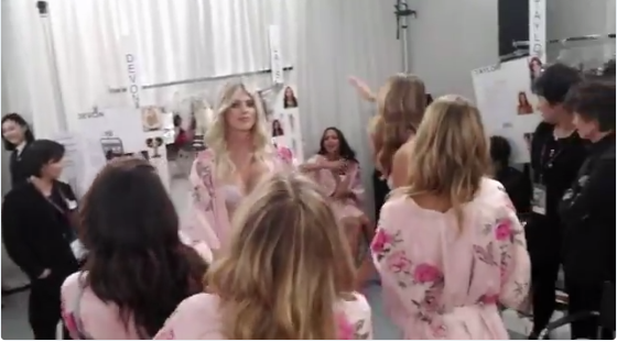 Victoria Secret Models Caught Using N-Word