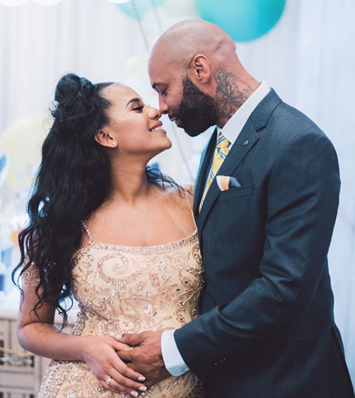 Joe Budden & Cyn Santana Welcome Baby Boy [Photos]