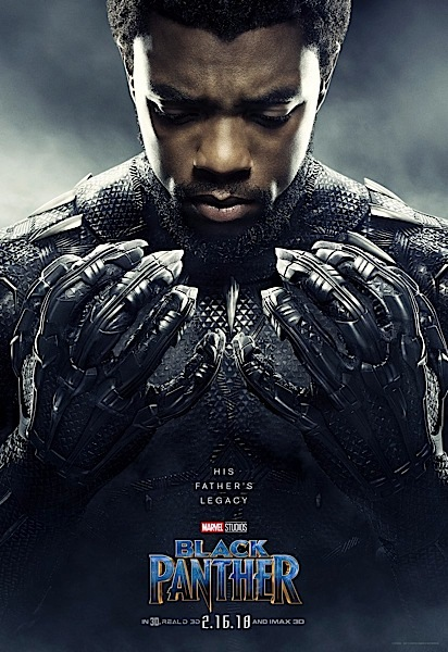 """Black Panther"" Pre-Sales Make History!"