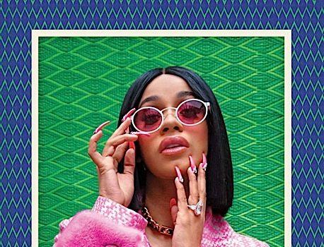 Cardi B Rocks Bally, Dolce & Gabbana & Elie Saab In New Shoot [Celebrity Fashion]
