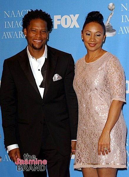 D.L. Hughley Cheated On His Wife, Impregnated Another Woman & Child Was Murdered