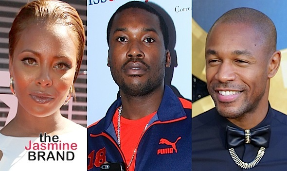 Tank Calls Out Eva Marcille For Meek Mill Voting Post: Just because your boyfriend is running for office!