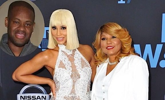 EXCLUSIVE: Tamar Braxton's Mom Evelyn Braxton Pissed Singer In Contact w/ Vincent Herbert – Why is He Still Around Her!