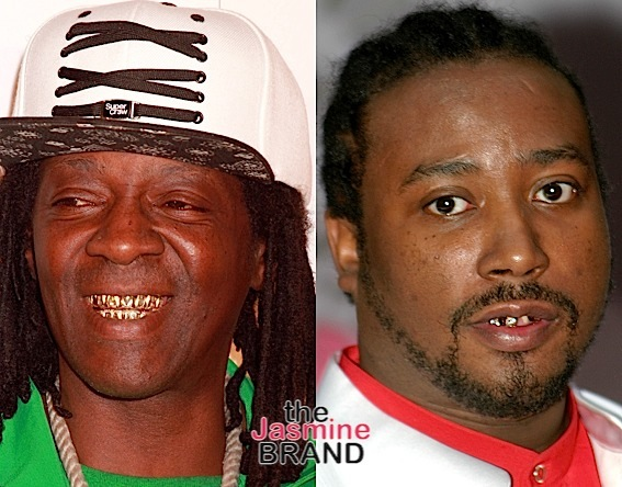 EXCLUSIVE: Flavor Flav Reveals Ol' Dirty Bastard Is His Cousin + Prepping New Show