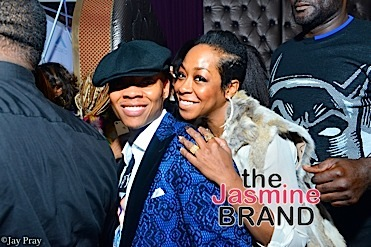 New Edition's Ronnie DeVoe Celebrates 50th B-Day: Kelly Price, Tichina Arnold, Trina Braxton Attend