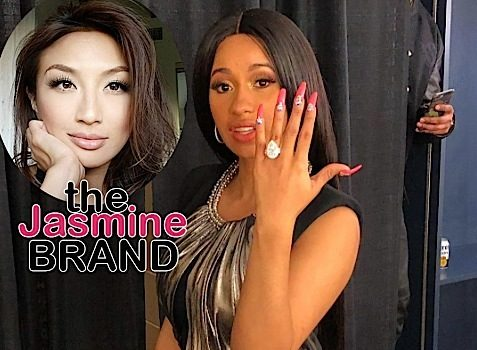 Cardi B Shouldn't Rush To Marry Fiance, According To 'The Real's' Jeannie Mai
