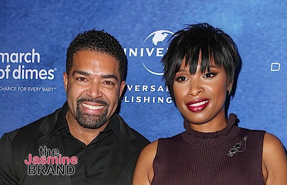 Jennifer Hudson & Fiancé David Otunga End 10 Year Relationship, Singer Receives Protective Order