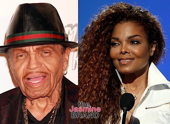 Joe Jackson Says Janet Jackson Will Perform At Super Bowl