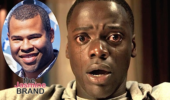 "Jordan Peele Reveals Why He Submitted ""Get Out"" Into Comedy Category"