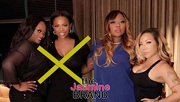 New Xscape Music With NO Kandi Burruss Leaks [Listen]