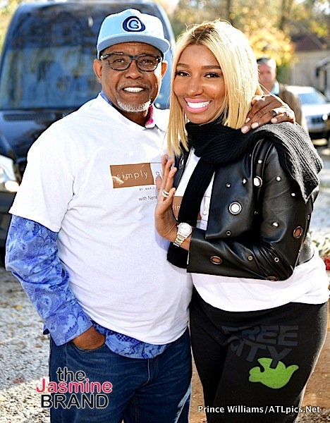 NeNe Leakes Says Husband's Cancer Has Been Removed, Couple Contemplates Chemo