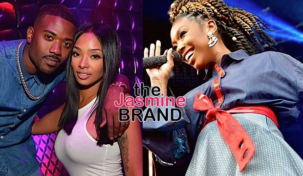 Princess Love Debuts Baby Bump, Amidst Rumors Ray J's Sister Brandy Is Surrogate