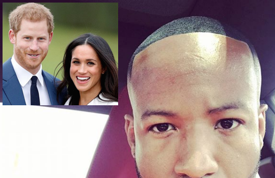 Reality TV Producer Carlos King Wants To Do Prince Harry's Wedding Special