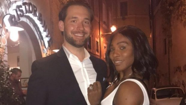 Serena Williams' Husband Alexis Ohanian Calls Out 'Racist, Sexist Clown' Who Commented On Her Weight