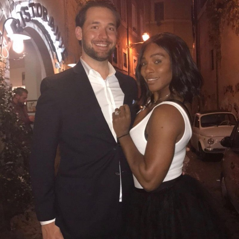 Serena Williams Is Married: Beyonce, Kim Kardashian Attend, New Edition Perform