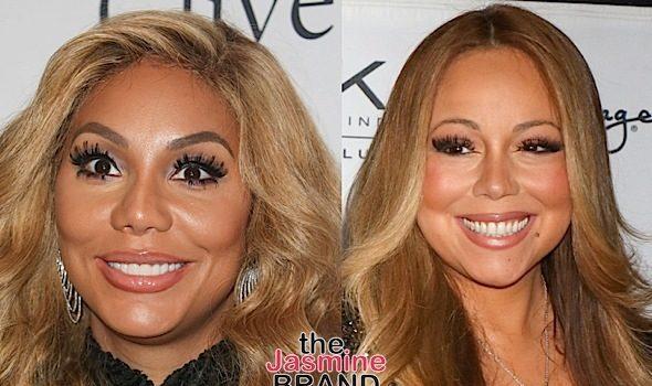 Tamar Braxton Wants Mariah Carey As 1st Guest For New Talk Show