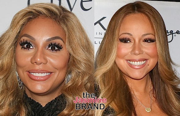 Tamar Braxton Wants Mariah Carey As 1st Guest For New Talk Show