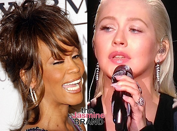 Christina Aguilera Performs Whitney Houston Tribute [VIDEO]