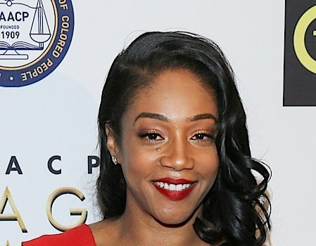 """Tiffany Haddish Admits """"Sometimes I Wake Up In The Middle Of The Night So Hurt"""""""