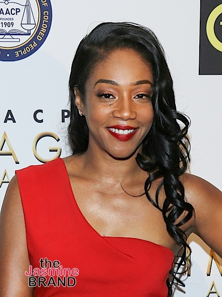 Tiffany Haddish Denies Being Pregnant: I Smoke, Drink & Get No D**k!