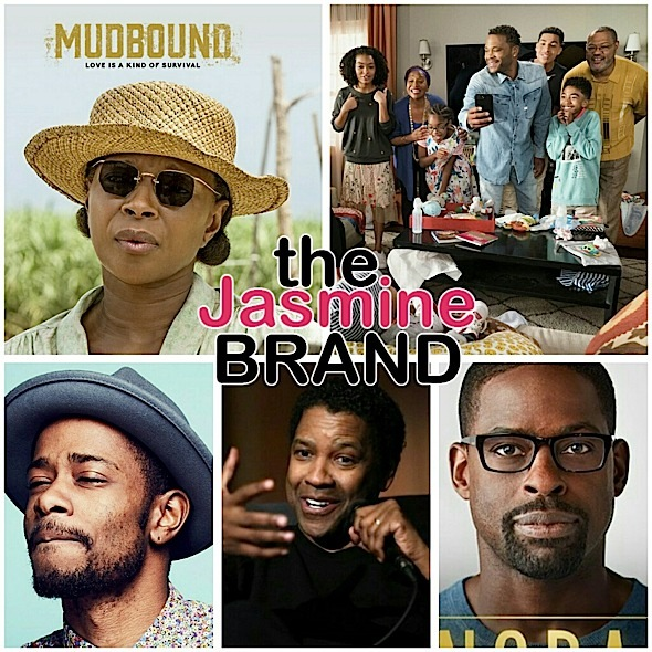SAG Awards: Mary J. Blige, Denzel Washington, Lakeith Stanfield, 'Get Out', 'Black-ish', 'Mudbound' Nominated