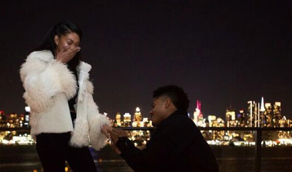 Super Model Chanel Iman Engaged! [Photos]