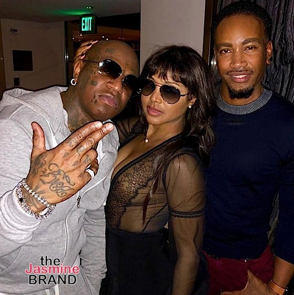 Idris Elba & GF Sabrina Dhowre Spotted, Toni Braxton & Rumored Husband Birdman In Beverly Hills + Erica Mena Gets Flirty w/ Rich Dollaz, Keri Hilson & BF Ricardo Lockette [Celebrity Couples]
