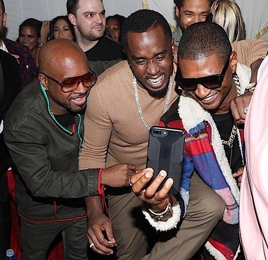 DJ Khaled Turns 42 w/ Diddy, Teyana Taylor, Usher, Pharrell