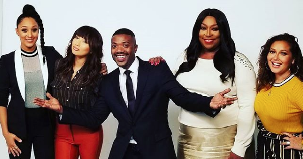 "Ray J: I've Got A New Job On ""The Real"""