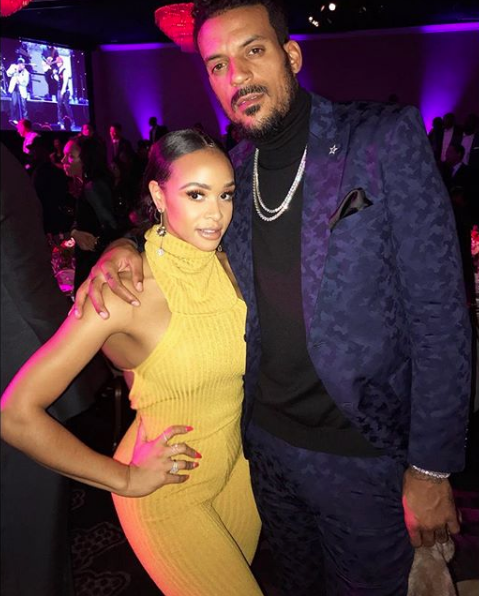 "Masika Kalysha Refers To Matt Barnes As A ""Fan"", Exposes Text Messages"
