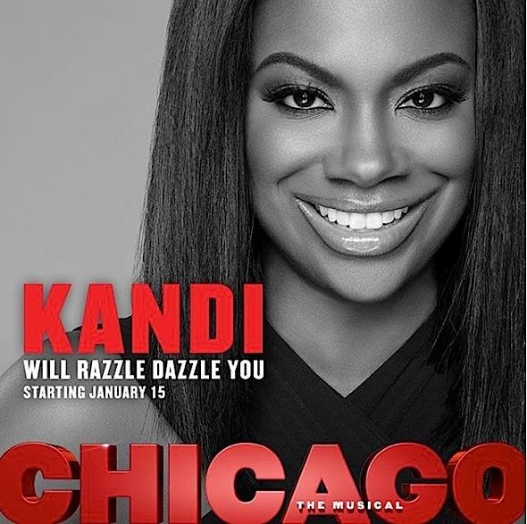 Kandi Burruss: I'm Headed To Broadway!