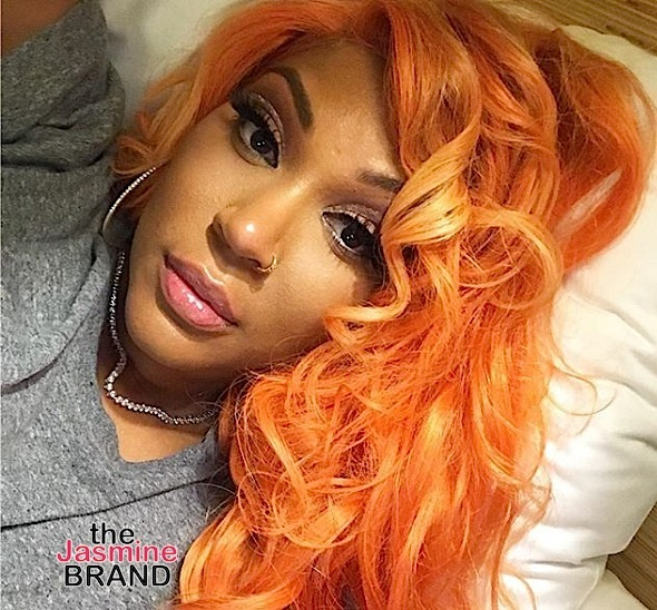 "EXCLUSIVE: Love & Hip Hop's Lyrica Anderson Joining ""Celebrity Big Brother"""